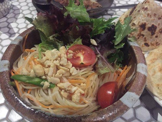 Wahroonga, Australië: Thai Salad