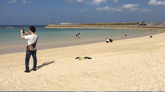 トロピカルビーチ picture of tropical beach ginowan tripadvisor