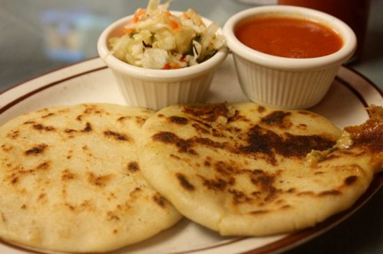 North Liberty, IA : Pupusas