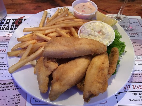 Baileys Harbor, WI: Friday Fish fry