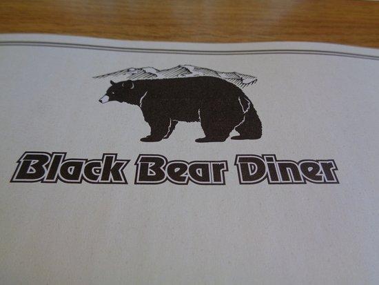 Black bear diner logo - photo#19
