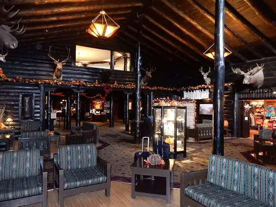 El Tovar Hotel: Lobby