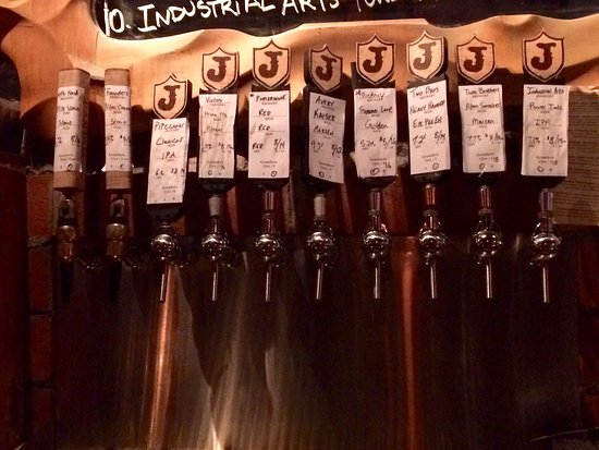 Happy hour beer special picture of the jeffrey craft for Craft beer bars new york