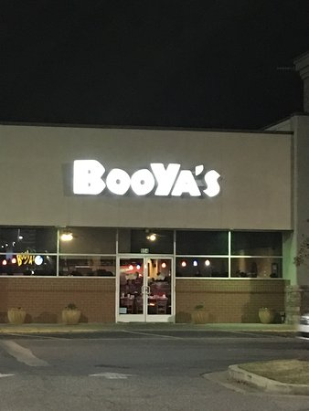 Booya's Burrito
