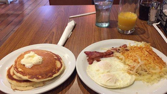 Chehalis Breakfast Restaurants