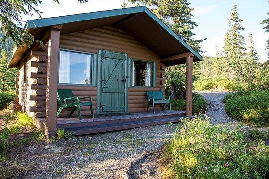 Camp Denali: Avalanche Log Cabin