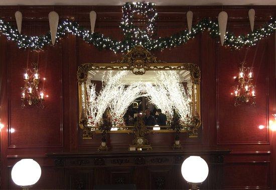 Imperial Palace Seoul: В ожидании рождества