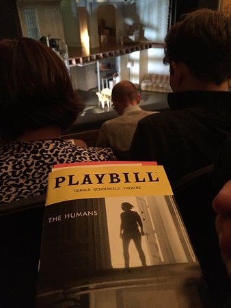The Humans on Broadway