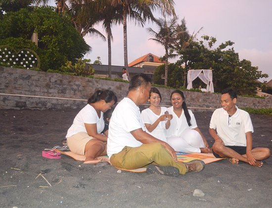 Pandawa Beach Villas & Spa: PICNIC PROGRAM