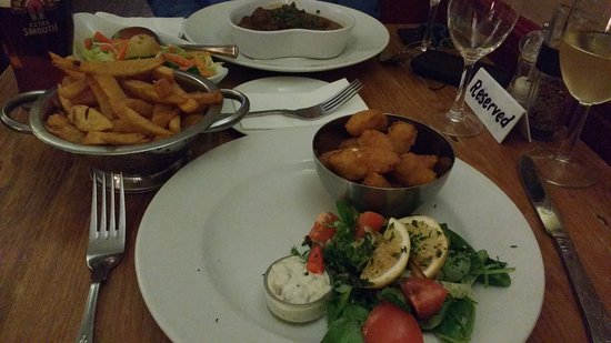 Lealholm, UK: Main Courses