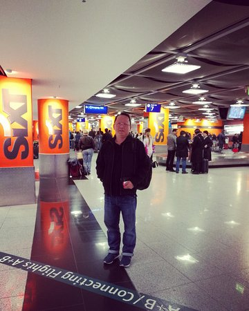 Dusseldorf Airport Tour: Düsseldorf Airport