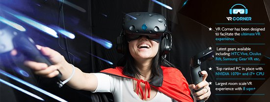 VR Corner