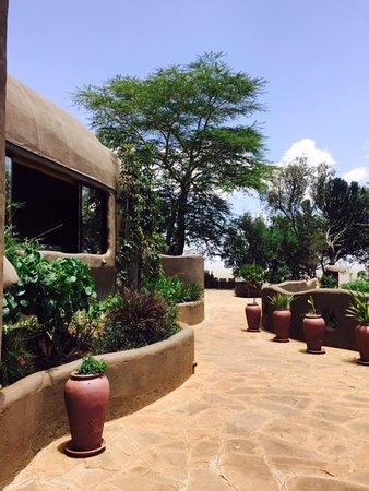 Potret Mara Serena Safari Lodge
