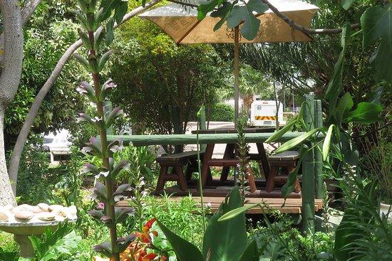 De Rust, Sudáfrica: Garden Breakfast