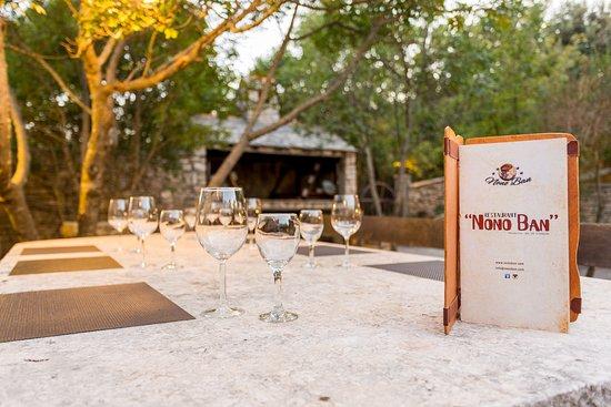 Остров Брач, Хорватия: Restaurant