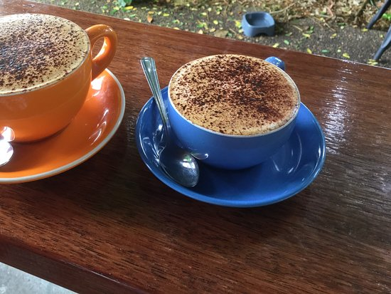 Bargara, Australia: Lovely coffee!
