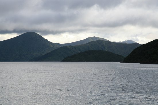 Kippilaw House: Marlborough Sounds, Picton.