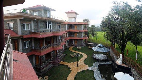 The Quartz Dharamshala
