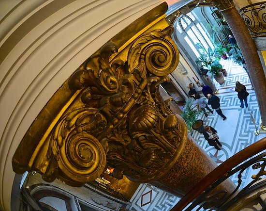 Staircase Picture Of Musee Jacquemart Andre Paris TripAdvisor