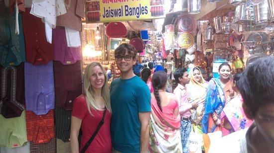 Meeting with an Aghori sadhu  - Picture of Experience Varanasi