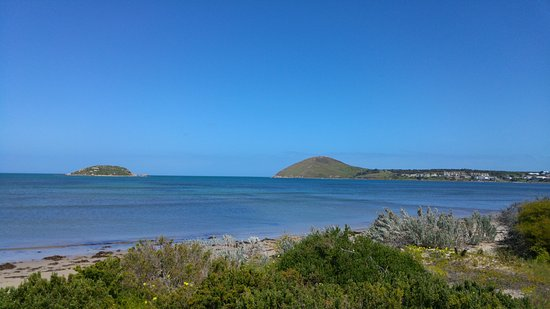 Encounter Bay, Australien: View from across the road