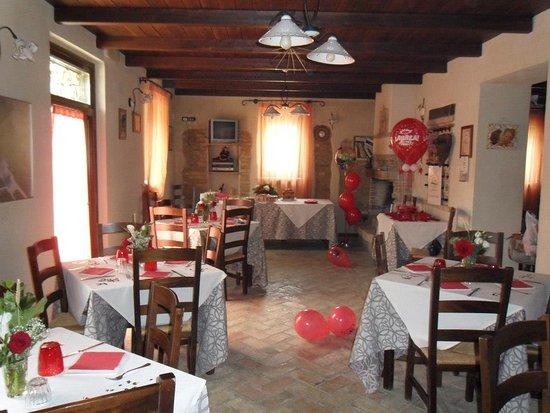 Orsogna, Italy: sala da pranzo