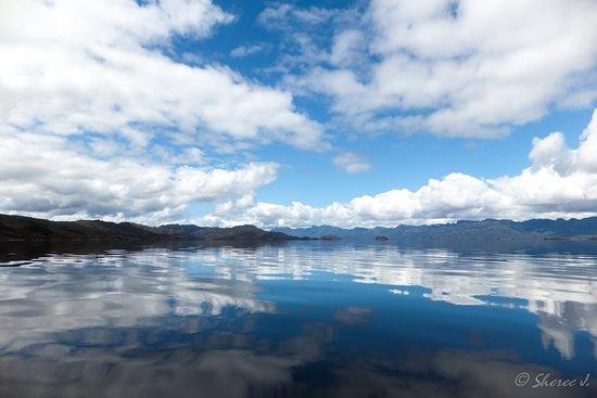 New Norfolk, Australia: Mirror Reflections on Pedder