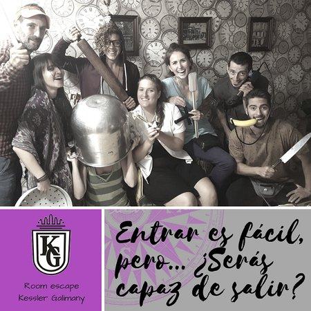 Escape room despedida soltera barcelona