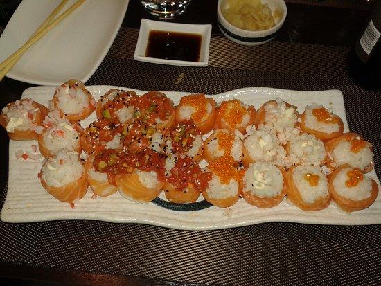 low priced 8e52c e129d Fuku Sushi - Picture of Fuku Sushi, Brescia - TripAdvisor