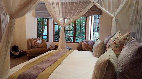 Addo, แอฟริกาใต้: Großzügiges Zimmer