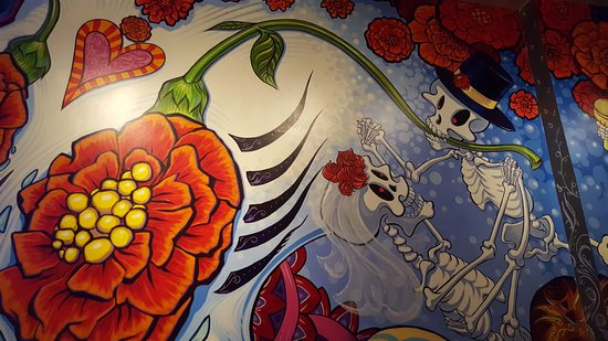 Mexican Art Picture Of O Santana