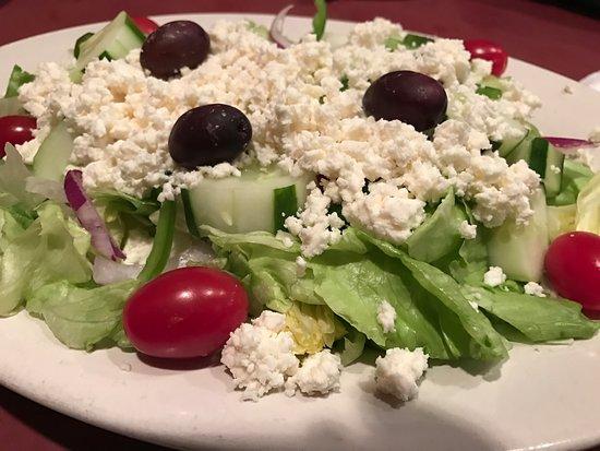 Mattapoisett, ماساتشوستس: Greek Salad