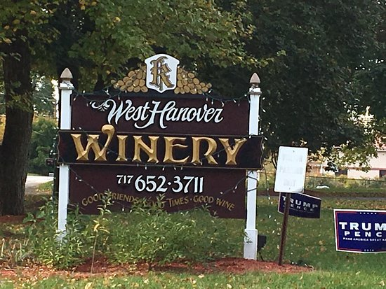 West Hanover Winery