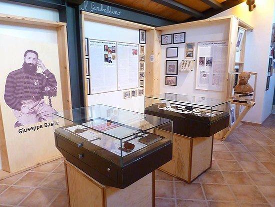 Siculiana, Italy: Sezione Risorgimentale: la Ferita di Garibaldi