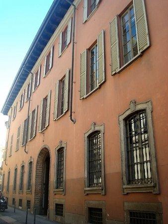 Palazzo Vidiserti Dozzio