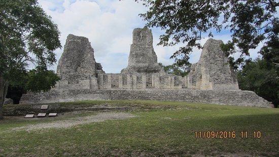 Xpujil Town