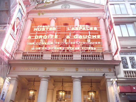 Cafe Theatre Paris Tripadvisor
