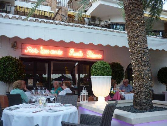 Los 15 mejores restaurantes en calp en nuestro ranking - Restaurante puerto blanco calpe ...