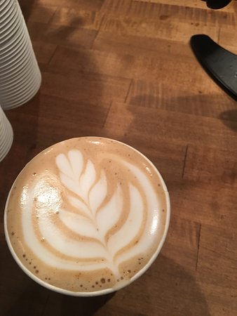 Rush Espresso: Great coffee I'm claiming its best coffee in uptown