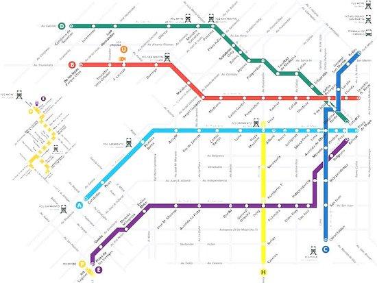 Metr´ BA Picture of Metrobus Buenos Aires TripAdvisor