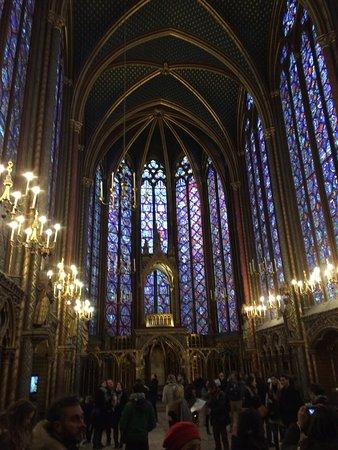 Saint Chapelle Tour Length