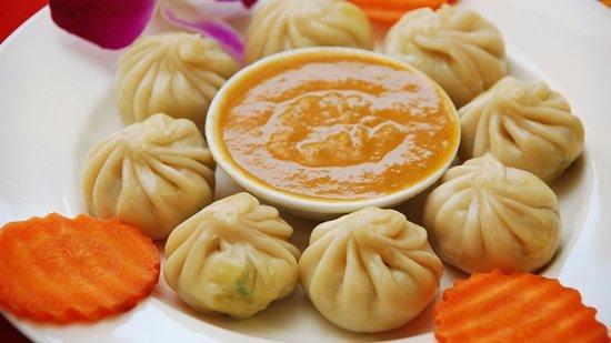 Thava Indian Restaurant : MOMO