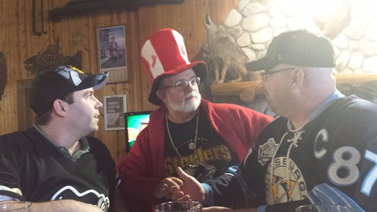 Buckhead Saloon: Un gars du Canada rencontré par hasard, fort sympathique