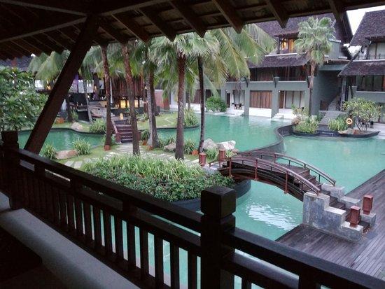 Mai Samui Resort & Spa: Varanda do quarto