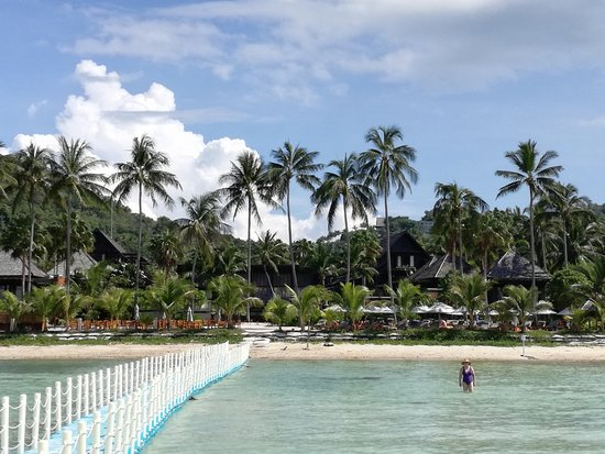 Mai Samui Resort & Spa: Praia
