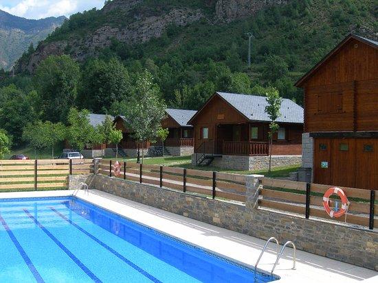 """Camping La Borda d""""Arnaldet"""