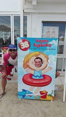 Spiaggia viserba bagno egisto 38 rimini beach egisto 38 tripadvisor - Bagno 38 rimini ...