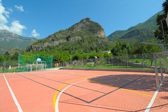 Villanova, Hiszpania: Pista polideportiva