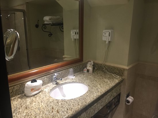 فندق تيكون: Baño