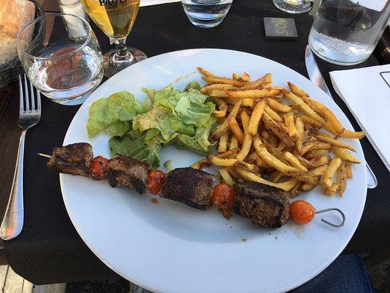 Restaurant le carre gourmand dans toulouse avec cuisine for O jardin gourmand toulouse